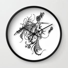 Ontography2 Wall Clock