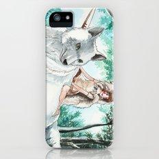 Princess Mononoke iPhone SE Slim Case