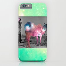Old India - Worshiping the Space Cow Slim Case iPhone 6s