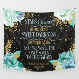 A Court of Frost and Starlight - Sarah J Maas Wall Tapestry