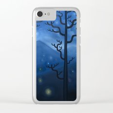 Night Walk Clear iPhone Case