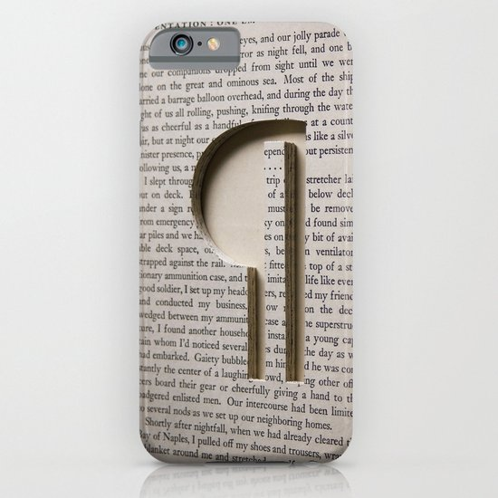 Paragraph Indentation iPhone & iPod Case