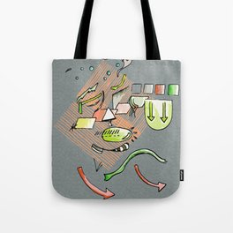 Ambient Form Tote Bag