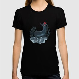 Deep sea deer T-shirt