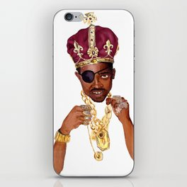 Slick Rick iPhone Skin