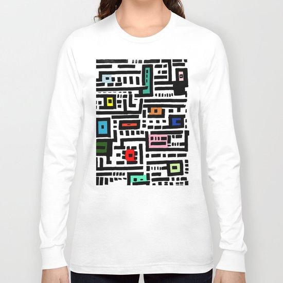 Urban  Cat Affair Long Sleeve T-shirt
