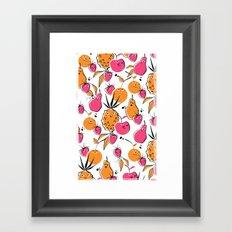Fruit Punch  Framed Art Print