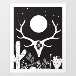 Southwest Vibes Art Print