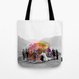 Conjurers Tote Bag