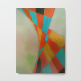 Abstract Composition 396 Metal Print