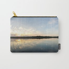 Glass lake Carry-All Pouch
