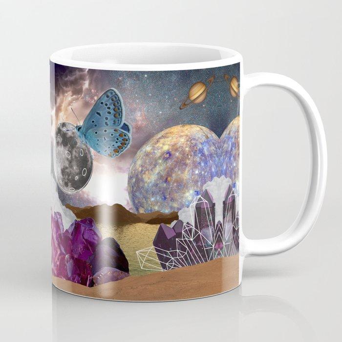 Tanning on Mars Coffee Mug