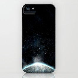 Cold Space iPhone Case