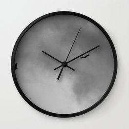 036 | hill country Wall Clock