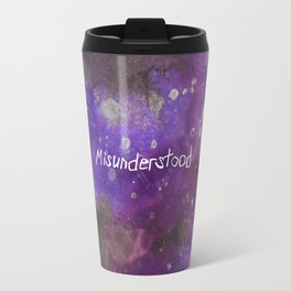 Misunderstood Travel Mug