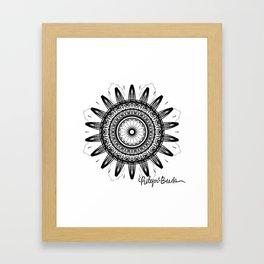 Jasmine Tea Framed Art Print