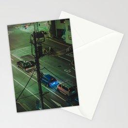Tokyo feels : Ikebukuro sleeps 3 Stationery Cards