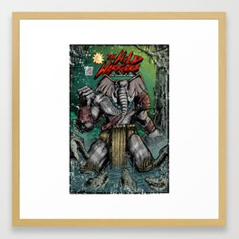 WildWarriors Issue01 Framed Art Print