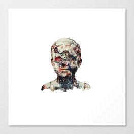 Boy Colour 3 Canvas Print