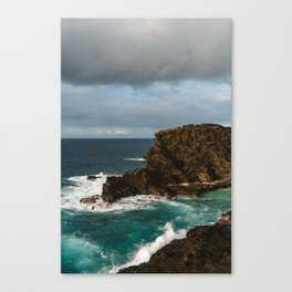 Oahu Hawaii Canvas Print
