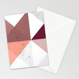 Modern Geometric 19/3 Stationery Cards