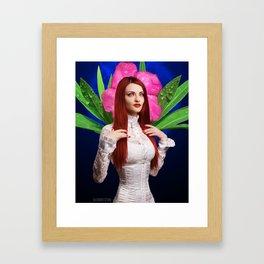Saint Nerium Framed Art Print