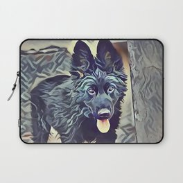 The Belgian Shepherd Laptop Sleeve