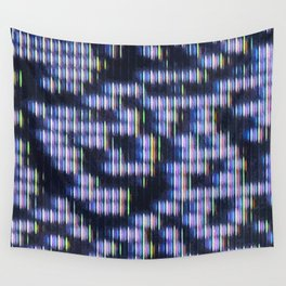 Painted Attenuation 1.1.1 Wall Tapestry