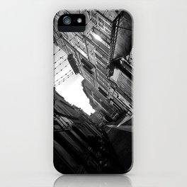 Cours Julien  iPhone Case