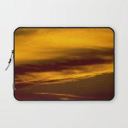 Evening Sky in Minnesota Laptop Sleeve