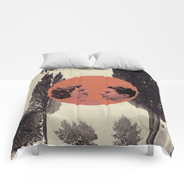 Red #1 Comforters