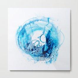 Sea & Me 24 Metal Print