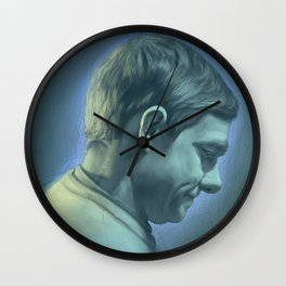 Conductor of Light Wall Clock