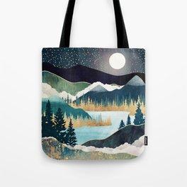 Star Lake Tote Bag