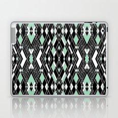 Art Deco Mint Laptop & iPad Skin