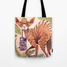 Safari Sphynx Tote Bag