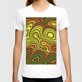 Abstract Loop 1A T-shirt