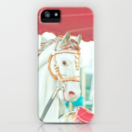 Spinning Carousel iPhone Case