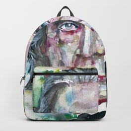 FRANZ LISTZ - watercolor portrait.1 Backpack