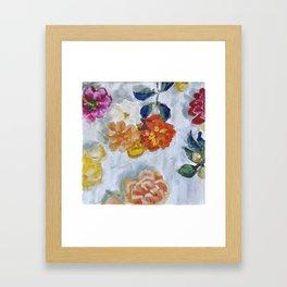Summer Bloom II Framed Art Print