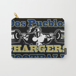 Dos Pueblos Chargers Football Fan Carry-All Pouch