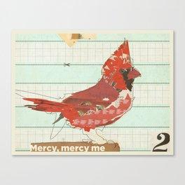 Mercy Me Canvas Print