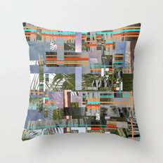 Mumbai Throw Pillow