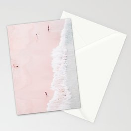 Sands of Silk Stationery Cards