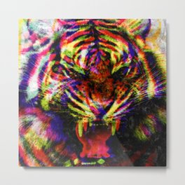 Wild Colors Metal Print
