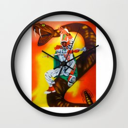 Florida A&M Univ. Wall Clock
