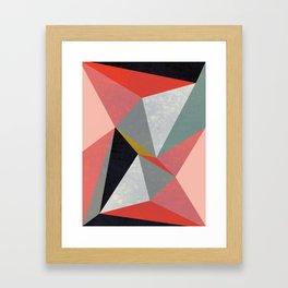 Canvas #3 Framed Art Print