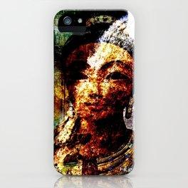 """The River of Creativity Runs Through Her"" iPhone Case"