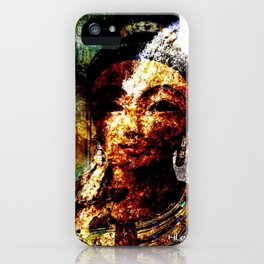 """The River of Creativity Runs Through Her"" iPhone Case"