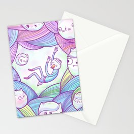 9 Temporary Concerns Stationery Cards